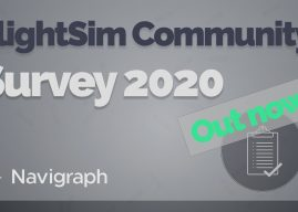 FlightSim Community Survey 2020 by Navigraph