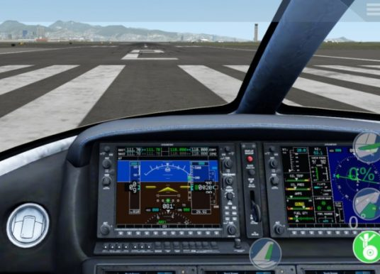 Review – X-Plane Mobile flight simulator